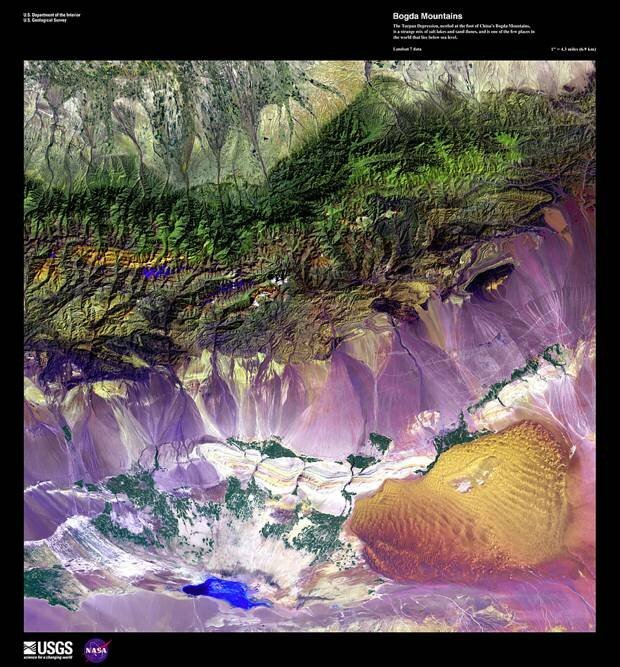 Потрясающие спутниковые фотографии Земли 7cd09d678d90a5a5a1ec855641d6f4b8