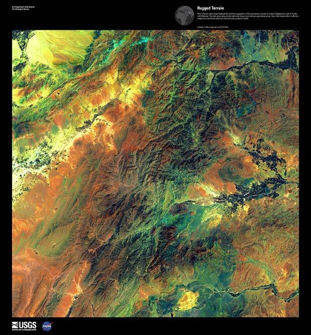 Потрясающие спутниковые фотографии Земли Ce662be9676c99882f7094a403c9ed40