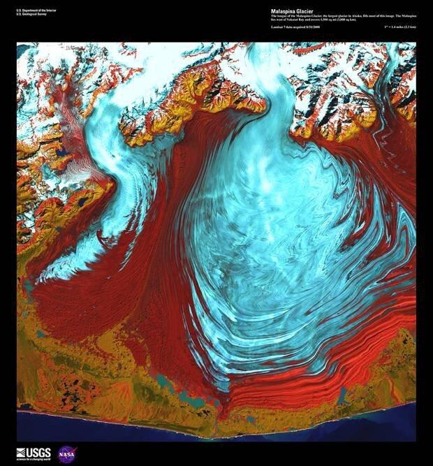Потрясающие спутниковые фотографии Земли Cef02f1d70fe2d94c46f2193efc253e5