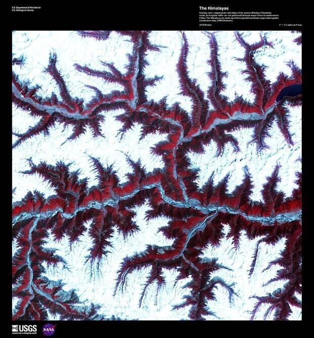 Потрясающие спутниковые фотографии Земли F142879b40b021fa007e045e712a0233