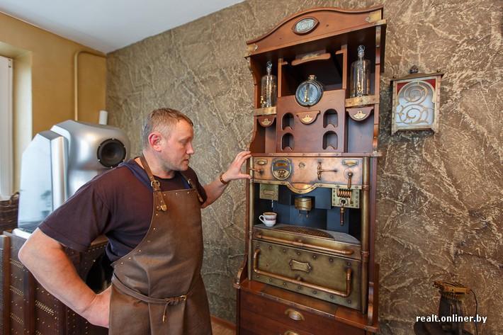 В руках минского мастера рождаются уникальные вещи в стиле стимпанк 0cd6750aca3d489c42fd6a489b841254