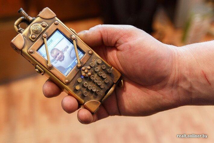 В руках минского мастера рождаются уникальные вещи в стиле стимпанк 39367101432edce6ef78b940b6c23312