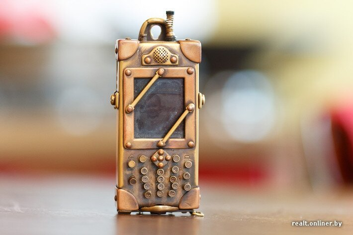 В руках минского мастера рождаются уникальные вещи в стиле стимпанк Fac004cf473f72f0c4872e7b1add9f90