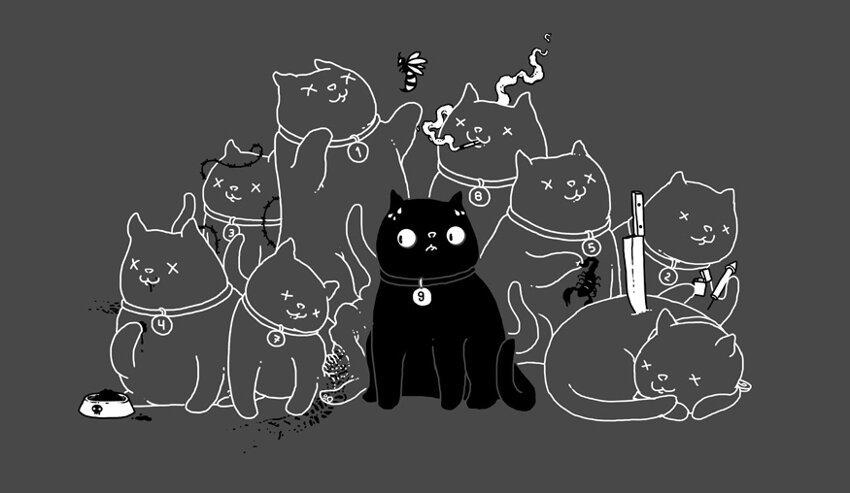 Почему у кошек 9 жизней 181df60f7565c5b6ab9aae30048387ad