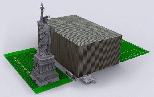 Как наглядно выглядит государственный долг США 2f4761830b56debc31dee520fea48c78