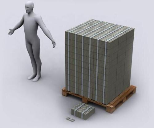 Как наглядно выглядит государственный долг США 694529a3303f829aac98f8e2cf20a439