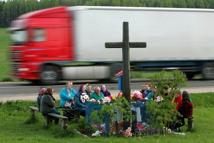 Жизненные фотографии белорусских деревень 5edff3f69c4934e6fd5a2ef3ac58b271