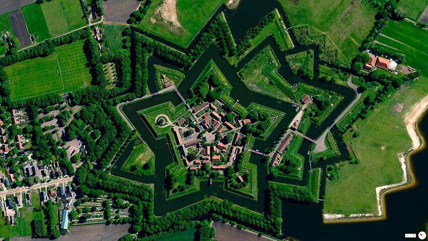Невероятные снимки со спутника. Satellite-aerial-photos-of-earth-1