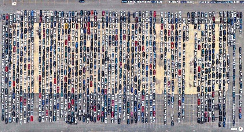 Невероятные снимки со спутника. Satellite-aerial-photos-of-earth-14