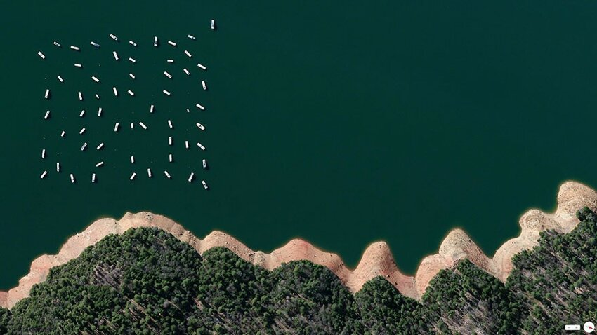 Невероятные снимки со спутника. Satellite-aerial-photos-of-earth-19