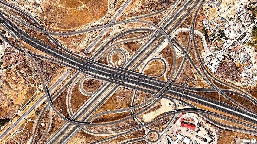 Невероятные снимки со спутника. Satellite-aerial-photos-of-earth-25