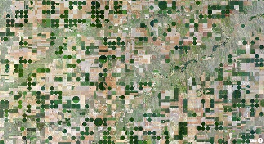 Невероятные снимки со спутника. Satellite-aerial-photos-of-earth-35
