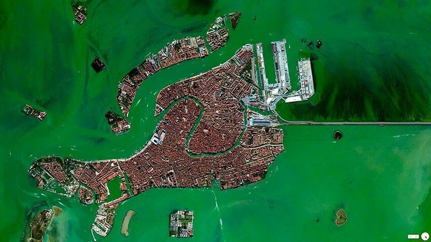 Невероятные снимки со спутника. Satellite-aerial-photos-of-earth-4