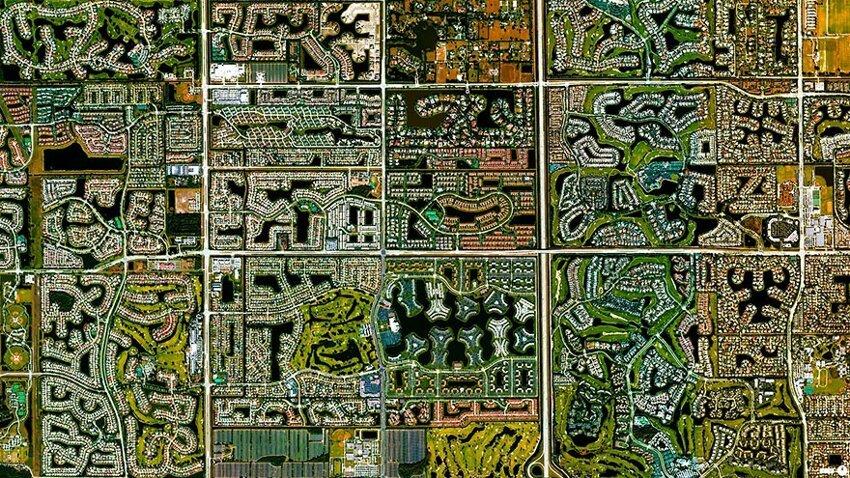 Невероятные снимки со спутника. Satellite-aerial-photos-of-earth-5