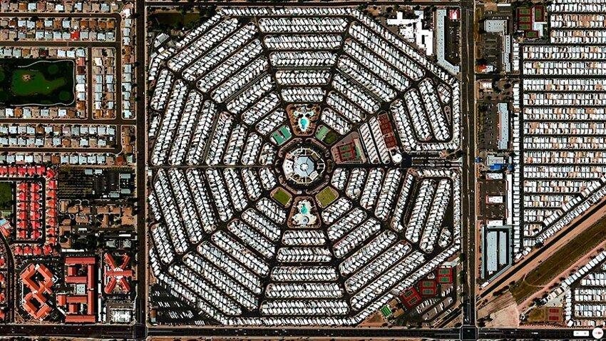 Невероятные снимки со спутника. Satellite-aerial-photos-of-earth-7