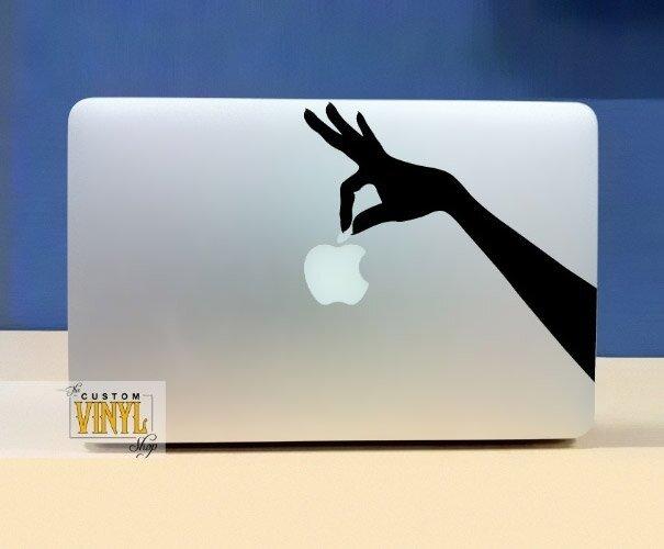 Наклейки на macbook 192