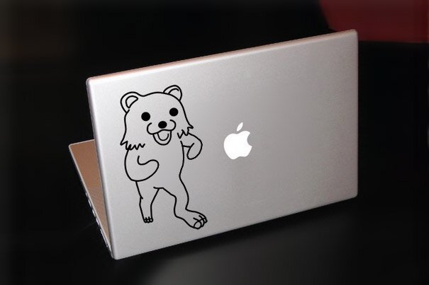 Наклейки на macbook 213
