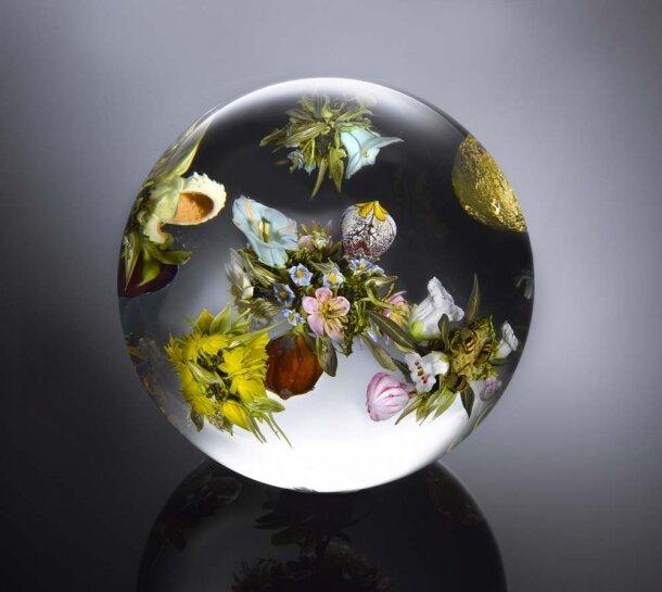 Кусочки природы в стекле 3471113