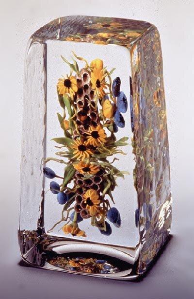 Кусочки природы в стекле 3471115