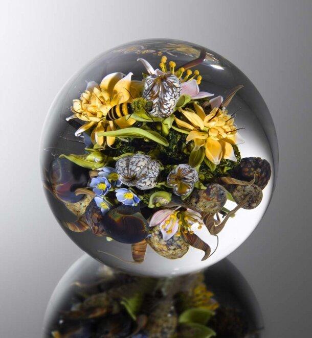 Кусочки природы в стекле 3471119