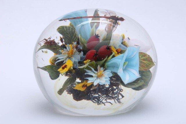 Кусочки природы в стекле 3471123