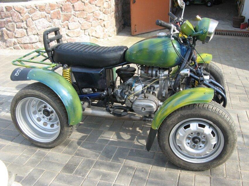 Квадроцикл из Урала 6793be364bb5446c353631a188a2e337