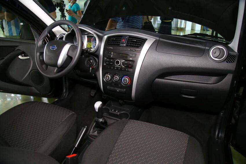 АвтоВАЗ начал серийную сборку Datsun 001