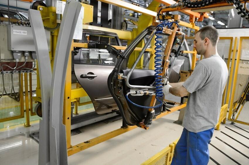 АвтоВАЗ начал серийную сборку Datsun 008