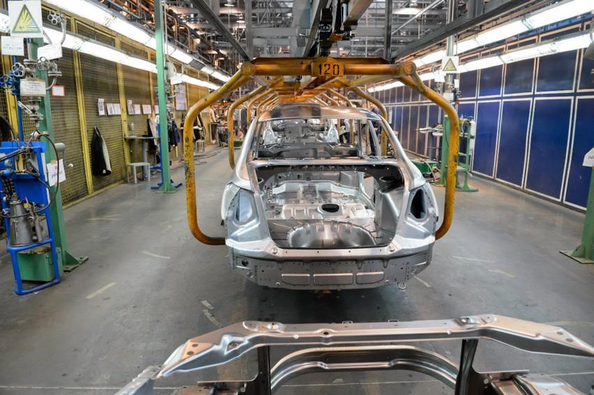 АвтоВАЗ начал серийную сборку Datsun 009
