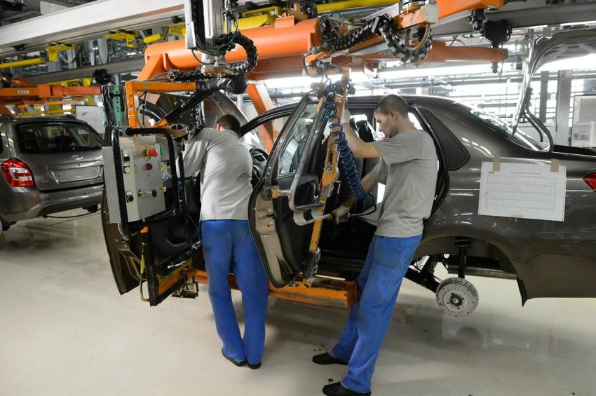АвтоВАЗ начал серийную сборку Datsun 012