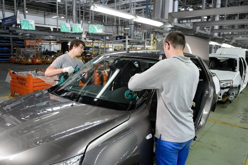 АвтоВАЗ начал серийную сборку Datsun 013