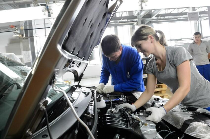 АвтоВАЗ начал серийную сборку Datsun 014