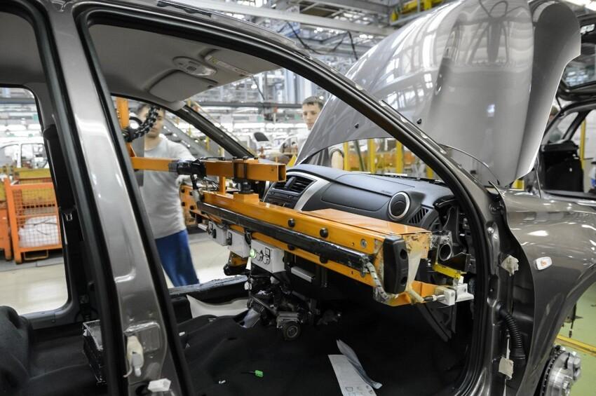 АвтоВАЗ начал серийную сборку Datsun 015