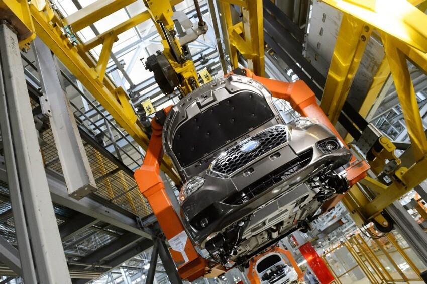 АвтоВАЗ начал серийную сборку Datsun 016