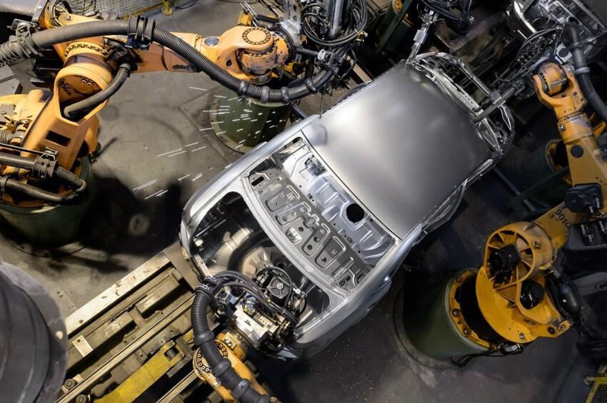 АвтоВАЗ начал серийную сборку Datsun 018