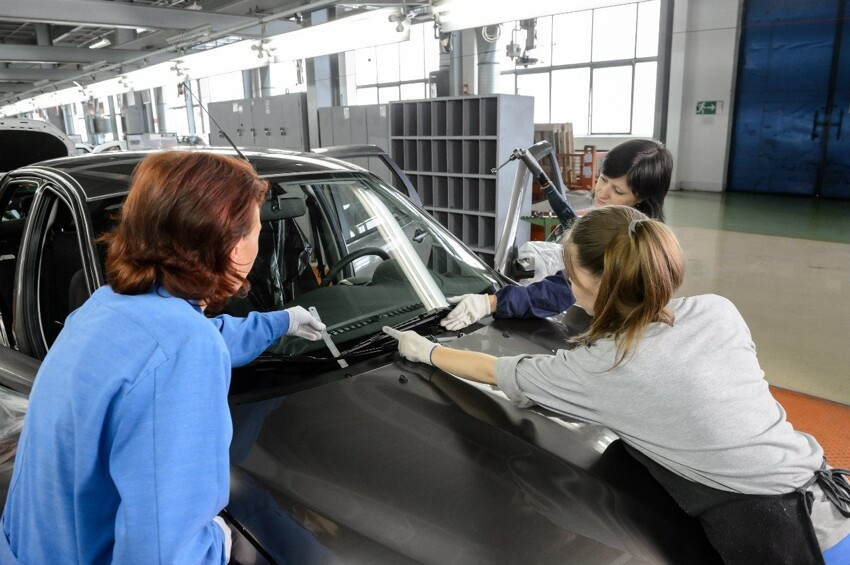 АвтоВАЗ начал серийную сборку Datsun 021