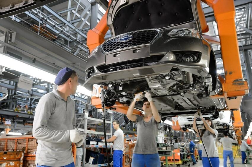 АвтоВАЗ начал серийную сборку Datsun 1_004