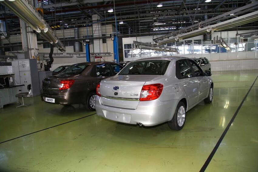 АвтоВАЗ начал серийную сборку Datsun 20140714_datsun_2