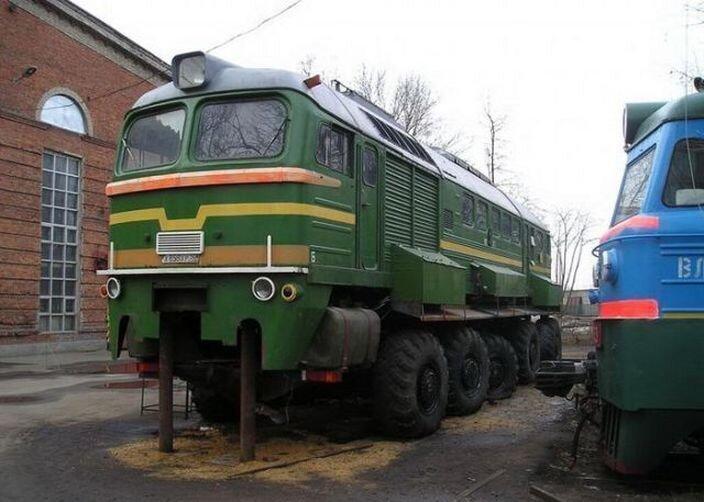 Локомобиль 5_012