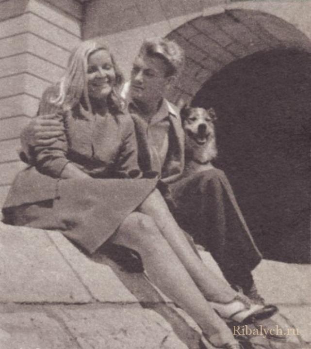 Его любили женщины, а он любил собак  3_018