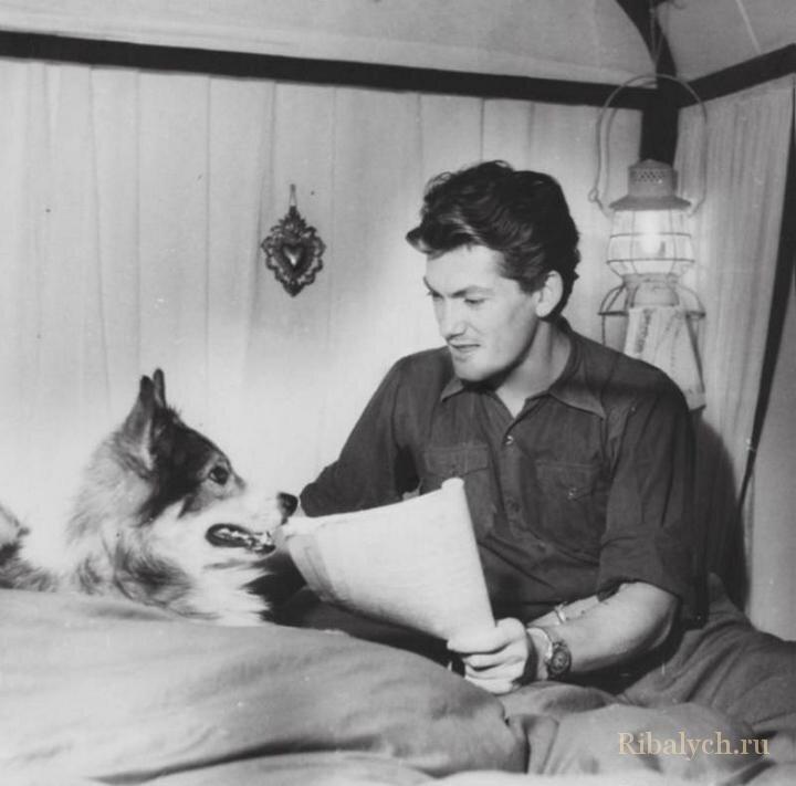 Его любили женщины, а он любил собак  7_009