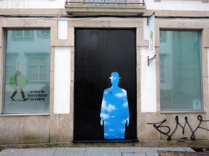 Дверь, как произведение искусства A8dfe0a31db18a2235fd79fcaf65c401
