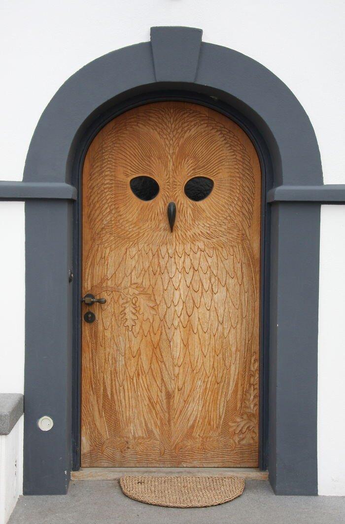Дверь, как произведение искусства Acdd429bac4226ab1510a4c6e800f6c3