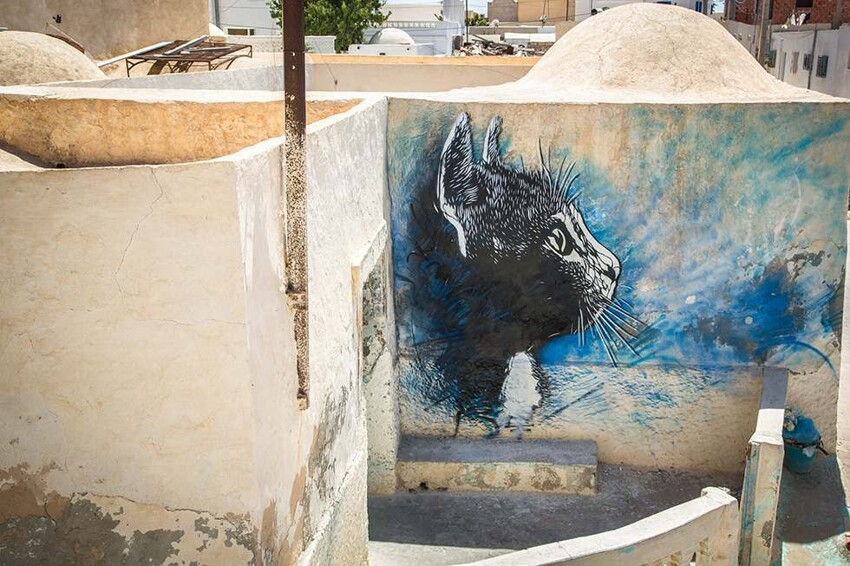 Расцвет уличного искусства в Тунисе 03a1ab69964b63f7f32268e2cf09fa22