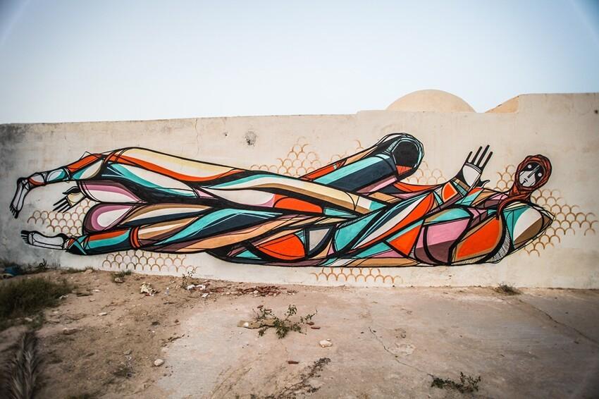 Расцвет уличного искусства в Тунисе 1325118f10b5de6f71735271dda003e9