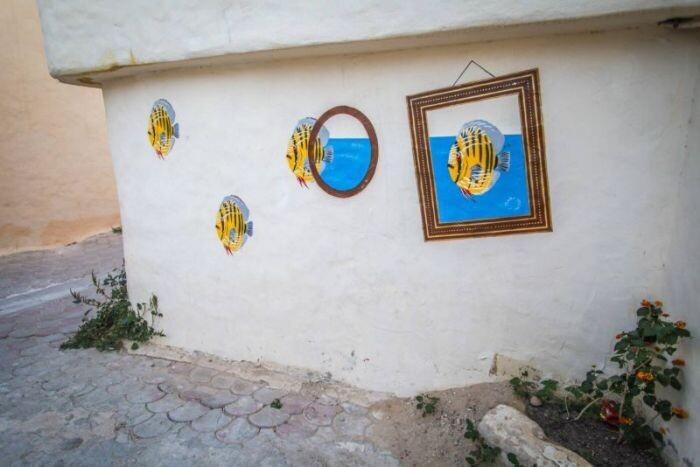 Расцвет уличного искусства в Тунисе 19be2104e946706c25e40867a9d03a78