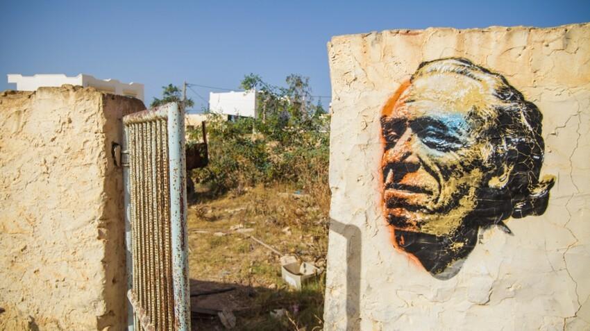 Расцвет уличного искусства в Тунисе 389c979f62a40c58677a1545e8581a8b
