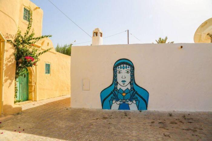 Расцвет уличного искусства в Тунисе 63aed4779a981ca9c0c0e63cf57f411b
