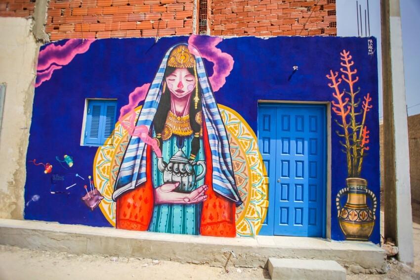 Расцвет уличного искусства в Тунисе 83e0fa768c76e4ad156a11e815bc806d