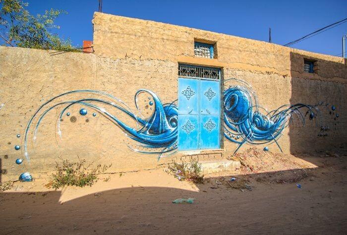 Расцвет уличного искусства в Тунисе 8d070d5abab01457295b0d4f54327bd7